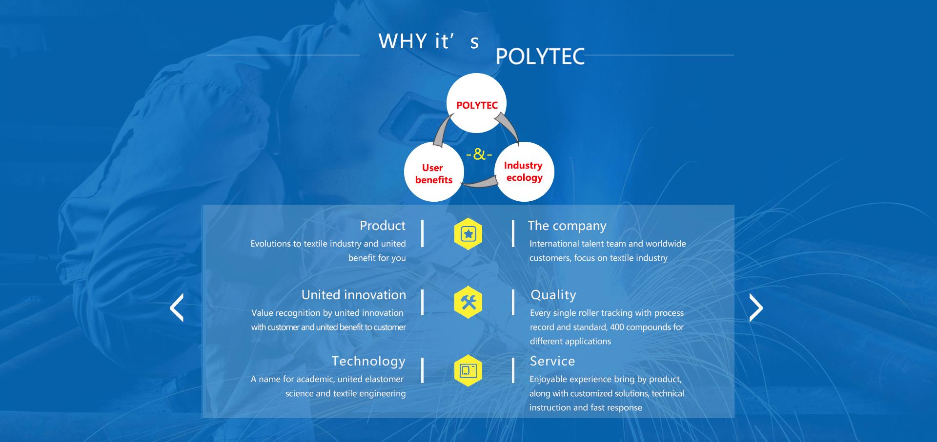 POLYTEC (Yangzhou) Rubber S&T Co , Ltd